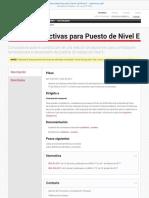Pruebas Selectivas Para Puesto de Nivel E - Navarra.es