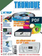 Electronique Et Loisirs 049 - 2003 - Juin