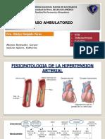Fisiopatologia Caso Ambulatorio