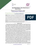 Neuromarketing Methodologies