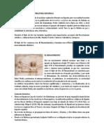 Siglo de Oro de La Literatura Española
