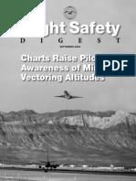 Charts Raise Pilot Awareness of Minimum Vectoring Altitudes
