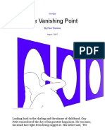 Vanishing Point Novella by Paul Theroux.docx
