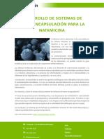 Desarrollo de Sistemas de Nano-Encapsulación Para La Natamicina