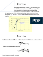 Exercise Matano Analysis