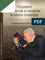 Orizonturi Medievale Si Moderne in Istoria Rom _În Onoarea Demir Dragnev _2017 Mischevca _Extras