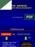 artritis septik-