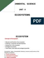 Unit II - ECOSYSTEM.pptx