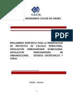 001 Reglamento Especifico Para La Aprobacion de Planos de Construccion Gamo31de Octubre2