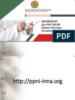 PKB Online PPNI_Daffam_7-8 Okt 2017