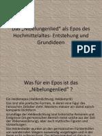 """Das """"Nibelungenlied"""