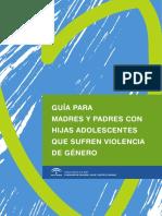 Guia Padres-y Madres Con Hijas Adolescentes Que Sufre Violencia de Genero