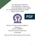 M.Tech report format