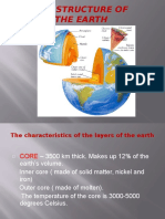 The Structure of the Earth.pptx
