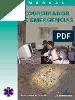 Curso Coordinador Emergencias