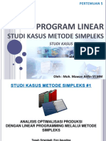 05 Studi Kasus Simplex