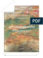 Catalogue des cartes