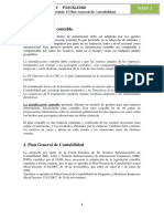 Tema 1 La Normalización. El PGC