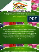 Penyuluhan Phbs r.9