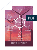 Reto Hult Prize 2018