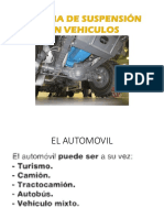 Sistema de Suspencion de Vehiculos