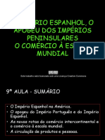 f - o Império Espanhol, o Apogeu Dos Impérios Peninsulares e o Comércio à Escala Mundial (Fileminimizer)