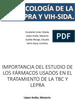 FARMACOLOGÍA DE LA TBC, LEPRA Y VIH SIDA 1,2,3 (1).pptx