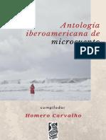 Antología Iberoamericana de Microcuento, Homero Carvalho