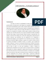 Bernardino Rivadavia Proyecto