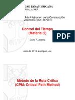 Control Tiempo (Mat 2)