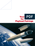 OSZ Payload Fairings Brochure 2007