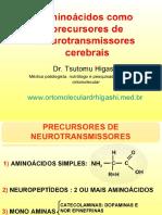 Aminoacidos_Percursores_Neurotransmissores