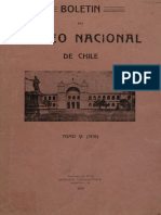 Boletin Del Museo Nacional 1916