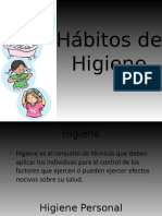 Hábitos de Higiene[155]