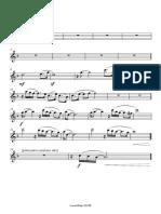 Paulicéia  - Tenor Sax