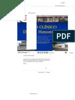CASO CLÍNICO Dengue Hemorrágica - Ppt Carregar