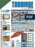 Electronique Et Loisirs 035 - 2002 - Avril