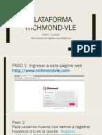 Ingreso a La Plataforma the Big Picture