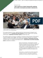 Estado Descarta Reajuste e Greve Na Junta Comercial Continua - Assembleia de Minas
