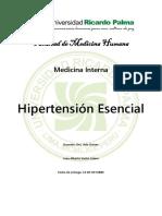 Hipertension Arterial Monografia