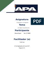 Tarea IV Propedeutico de Español