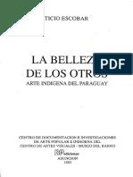 ESCOBAR, T. - La Belleza De Los Otros.pdf