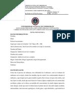 Anamnesis Modelo