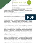 Lectura 1.  Articulo LAS PRECAUCIONES EST+üNDARES PARA EL DESEMPE+æO DEL M+ëDICO GENERAL.pdf