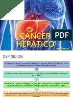 Cancer Hepatico Revision