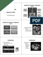 Protocolos Abdomen y Pelvis I