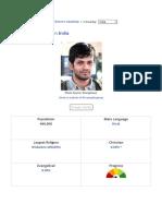 Brahmin Sakaldwipi in India _ Joshua Project