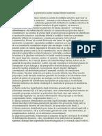 Raportul Dintre Subiect Şi Predicat În Limba Română Literară Modernă