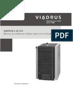 Cazan Manual_viadrus 45kw