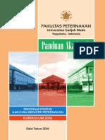 1. Buku Panduan Akademik